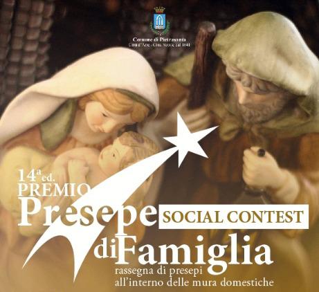 Locandina Concorsi Presepe Social Pietrasanta