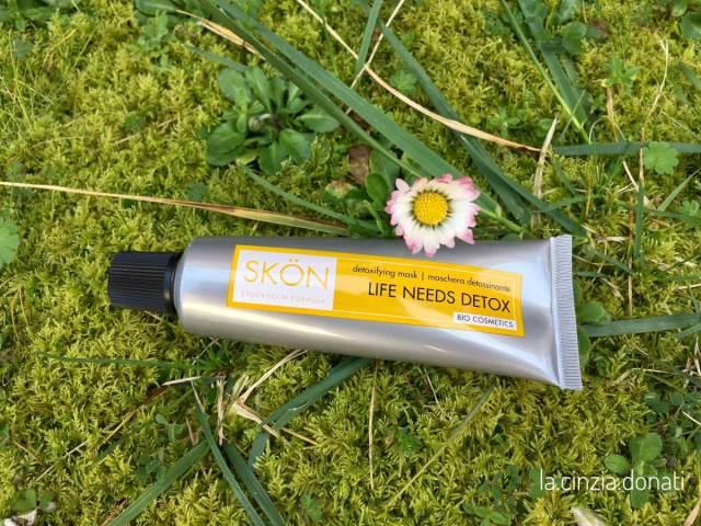Life Needs Detox la maschera detossinante di skon cosmetics IMG_E2380 ok
