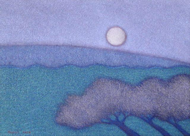 Guido Morelli olio su tela cm 50x70