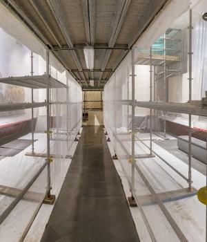Nuovi impianti Galleria Accademia