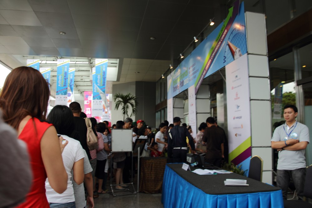 ASTINDO International Travel Fair 2012,