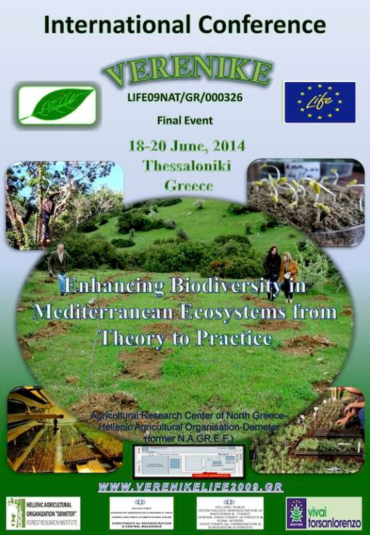 POSTER_VERENIKE_FINAL_CONFERENCE_18-20.06.2014