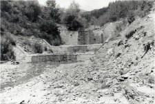 Φράγματα και φυτοκομικές εργασίες στο χείμαρρο Μετσόβου