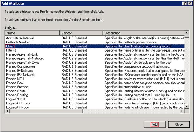 Using RADIUS attributes during WebVPN logon – Das Blinken