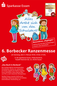 Flyer 6. Borbecker Ranzenmesse