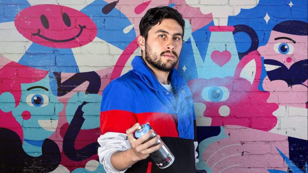 taller graffiti mural curso online