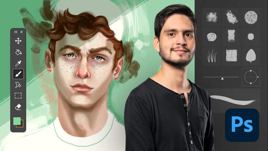 Cómo crear pinceles en Photoshop