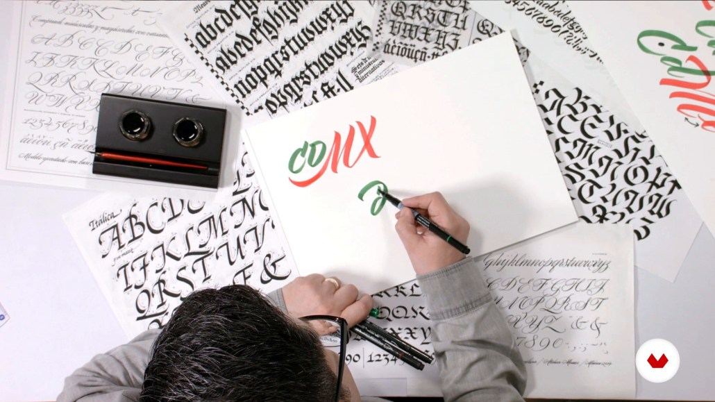 Curso online de diseño de monogramas
