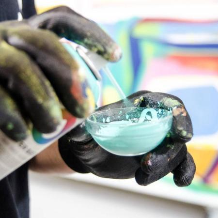 mtn water based pintura agua