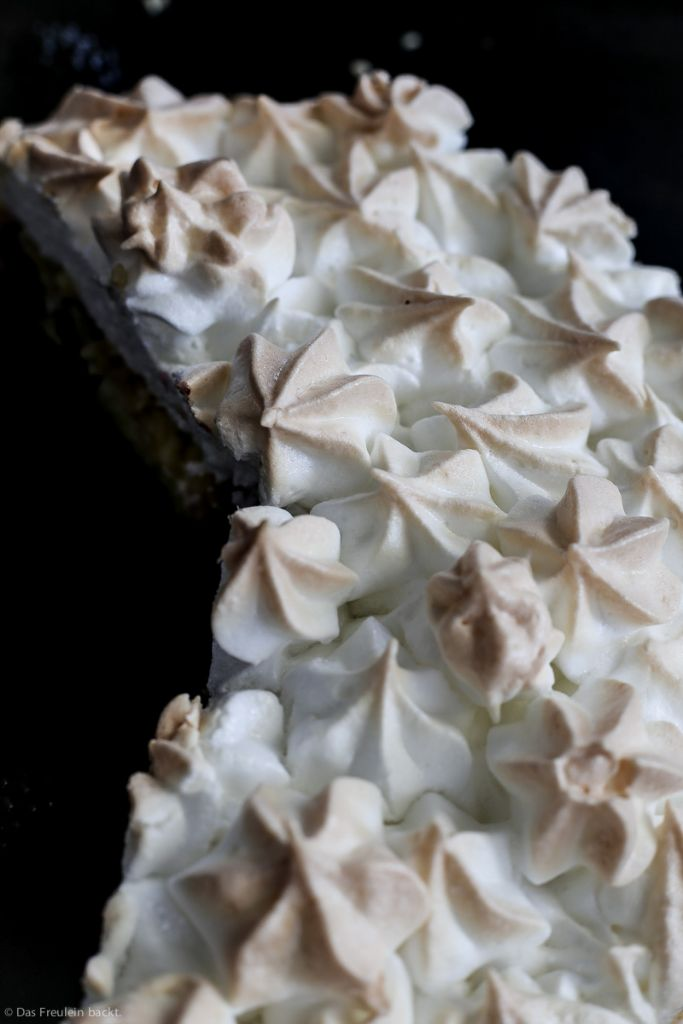 Brombeer-Baiser-Torte