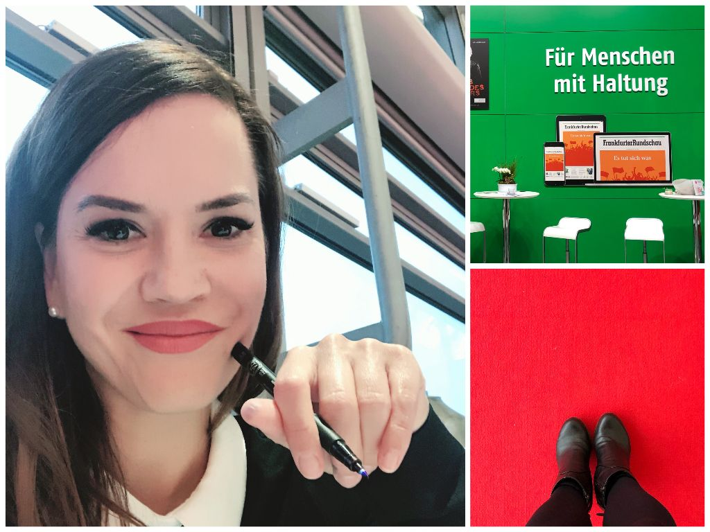 Sandra Nauheimer, Das Freulein backt, Frankfurter Buchmesse, Socieatäts-Verlag, Rezepte, Backen, Backbuch, Weihnachten, Weihnachtsrezepte