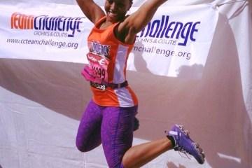 Noelle's 1st Half Marathon