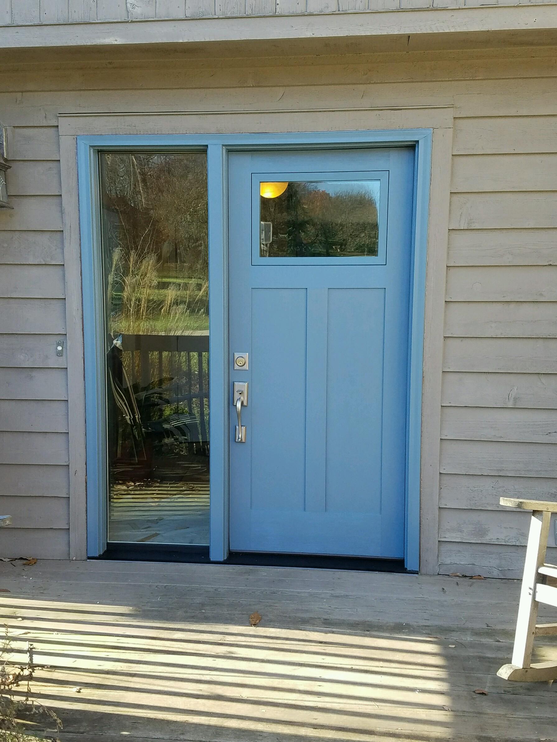 Front Door Friday For A Provia Door Installed By Jfk