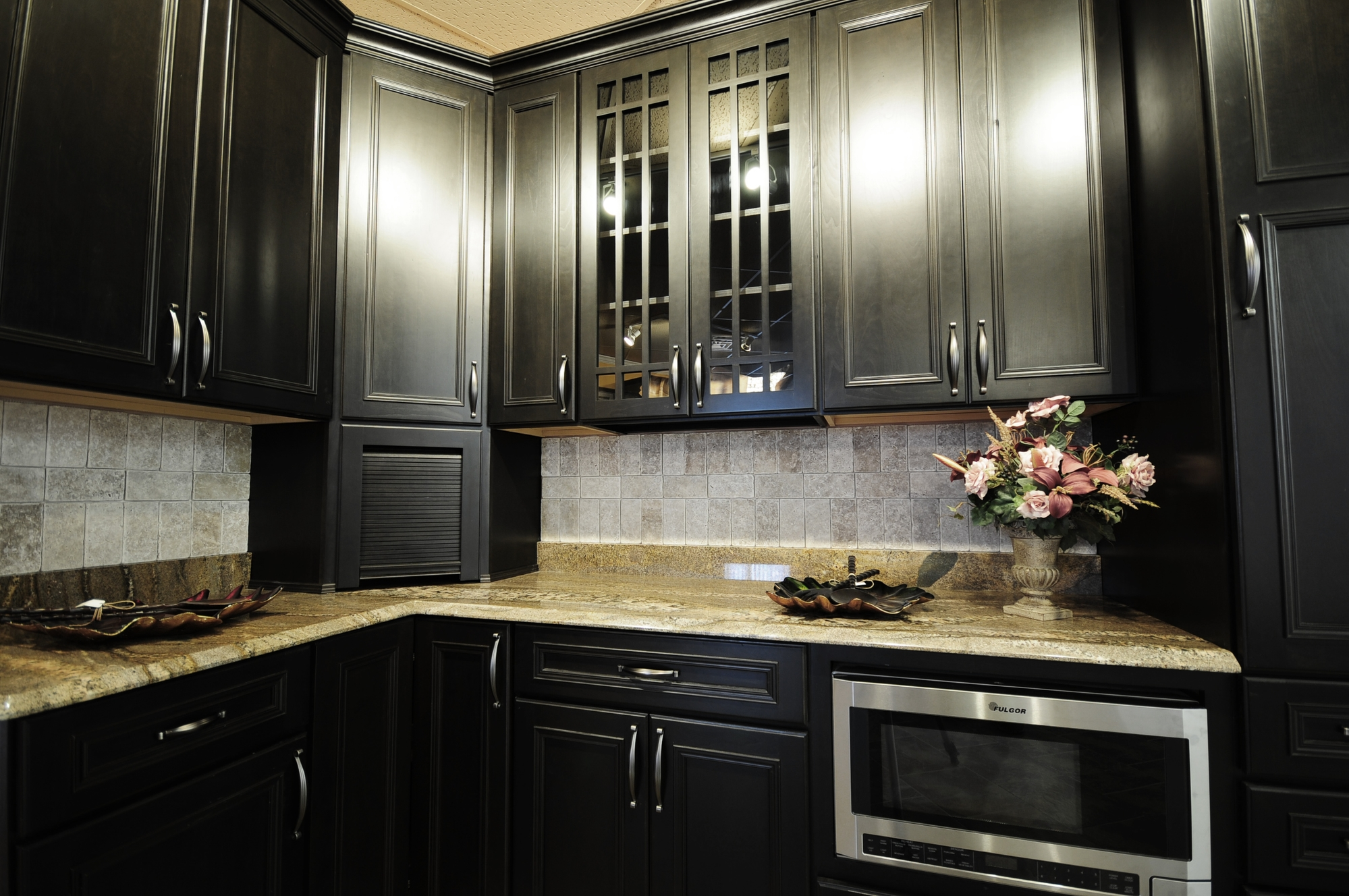 paint or stain kitchen cabinets cabinet shelf inserts remodeling painting vs staining your