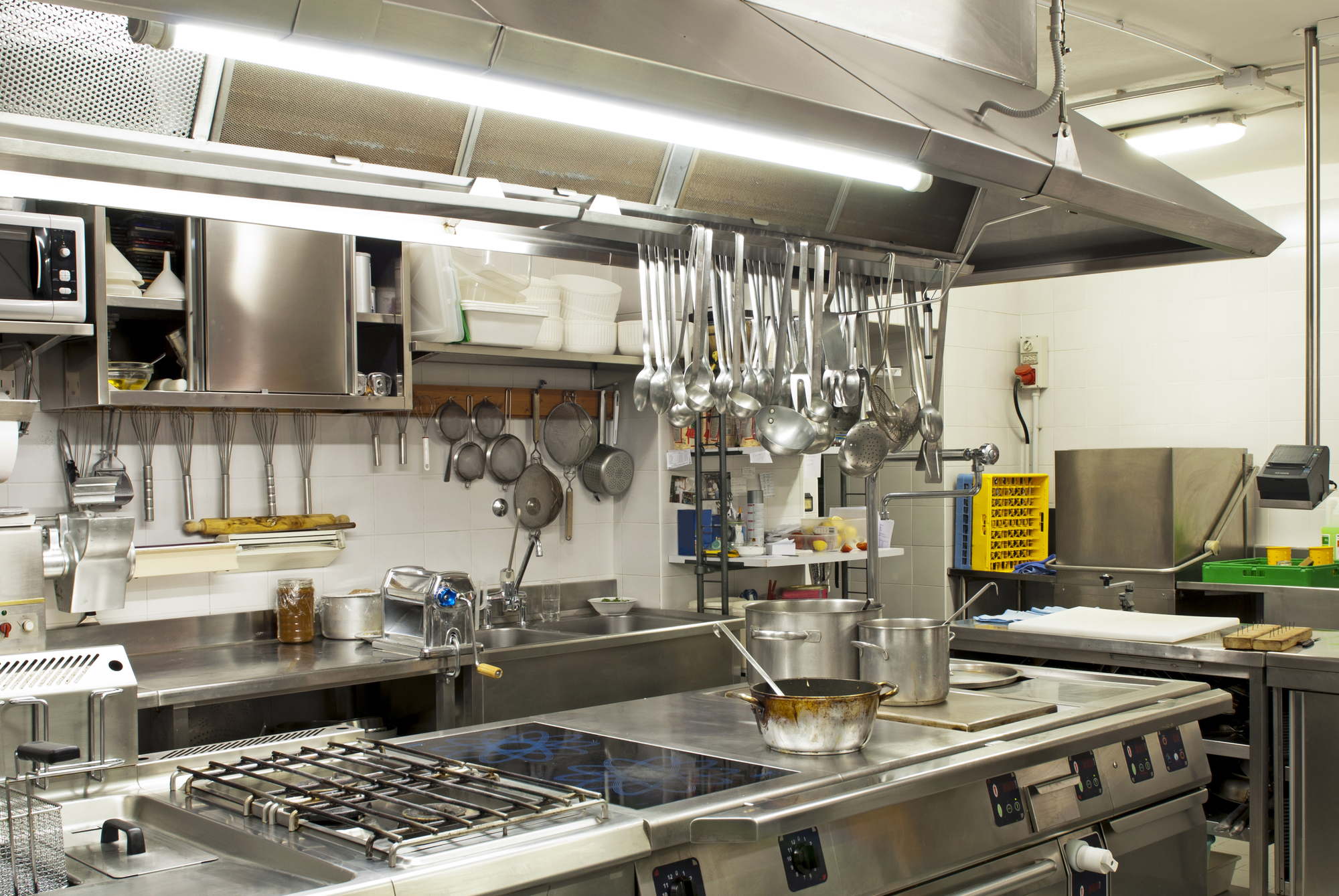 New to Running a Kitchen Here Is Your Restaurant Equipment Checklist  Tech24  Feasterville