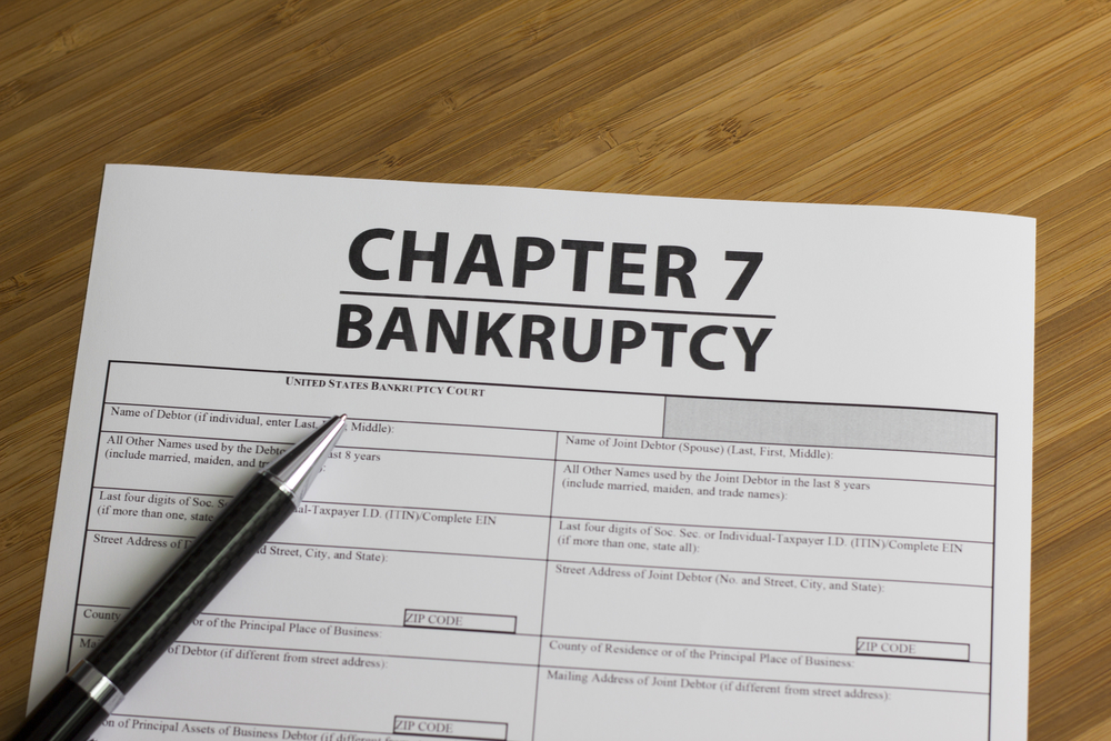 Chapter 7 Vs Chapter 13 What Type Of Bankruptcy Is Right