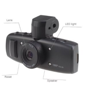 GS1000 Full HD 1080P Dashboard Camera