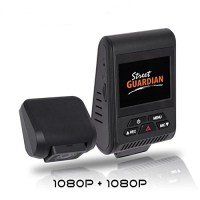 Street Guardian SG9663DC front and rear dash cam