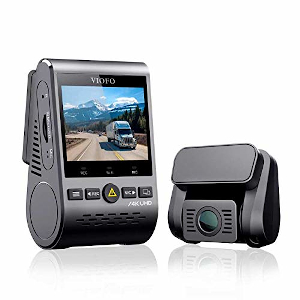 VIofo A129 Pro front and rear dash cam