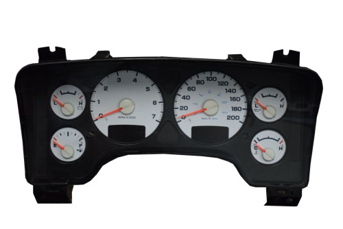 small resolution of 2003 2005 dodge ram instrument cluster