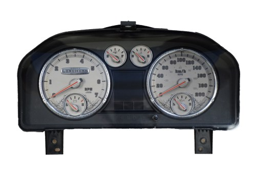 small resolution of dodge ram instrument cluster