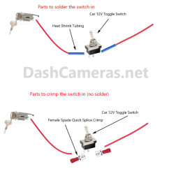 Combination Switch Wiring Diagram Neon Atom 5 Best Ways To Install A Kill In Your Car Anti Theft Ignition Wire