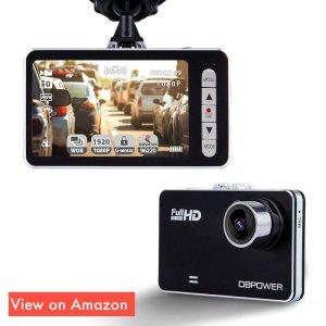 DBpower-dashbaord-camera