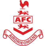 Airdrieonians new badge