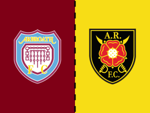 Arbroath|Albion Rovers