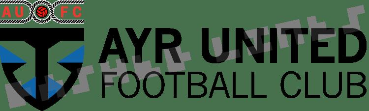 Ayr Utd badge redesign - wide version