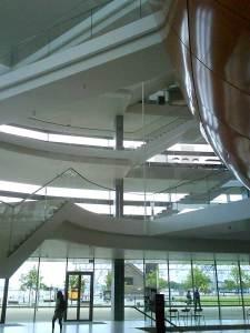 Opera interior levels