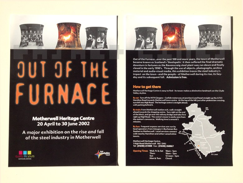 Out of the Furnace flyer