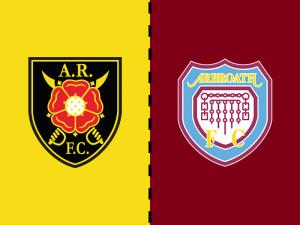 ARFC badge   AFC badge