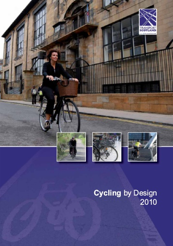 Cycling by Design cover