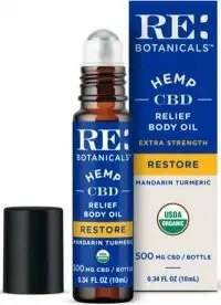 RE Botanicals Relief Roller