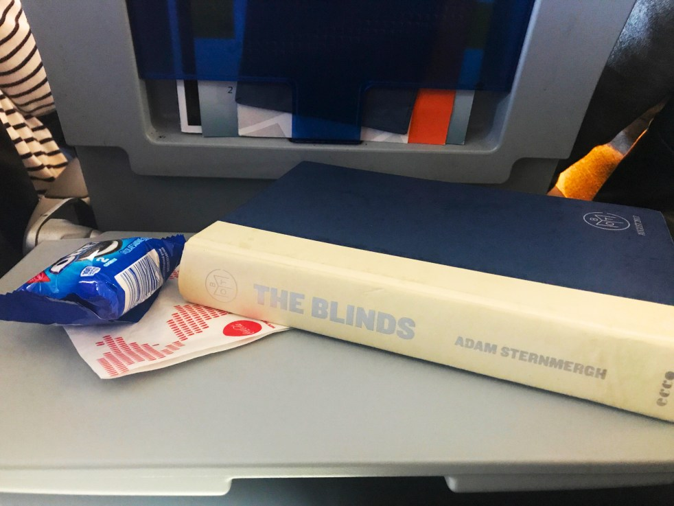 book and middle seat