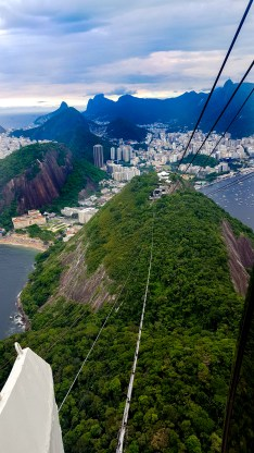 Cablecar to Sugarloaf Mountain