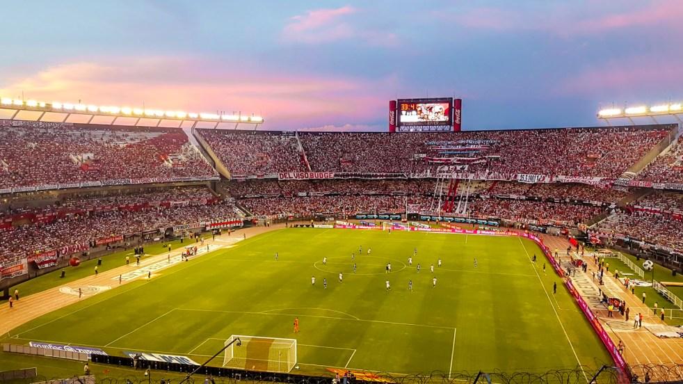 El Monumental Stadium