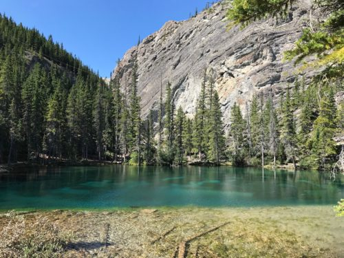 premium selection 73c7a d9e56 Things to do with your kids  Hiking - Grassi Lakes Trail