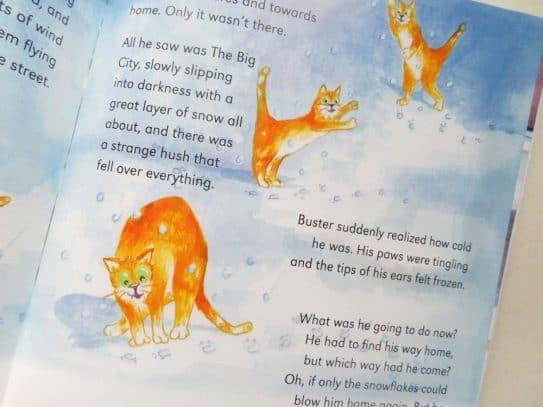 Buster's Winter Folly [Drawings Jeffery Austin Gibson]
