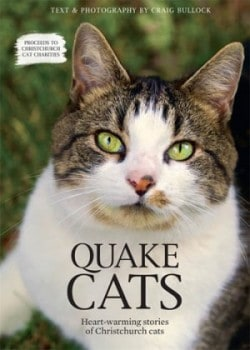 Quake Cats by Craig Bullock. Random House