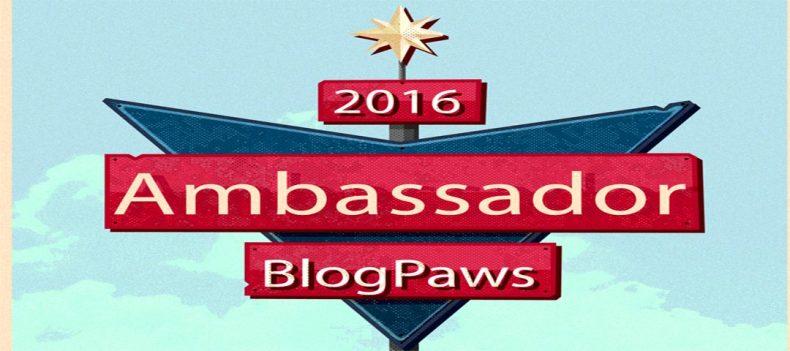 BlogPaws® International Ambassador