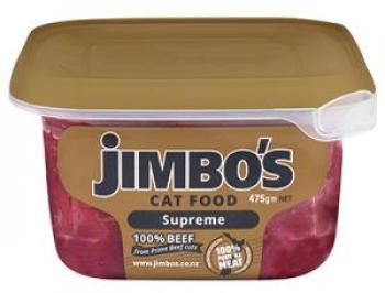 Jimbo's raw food