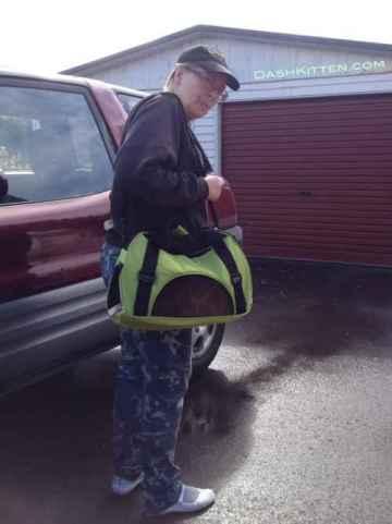 Pet Carrier Photographs Marsboy