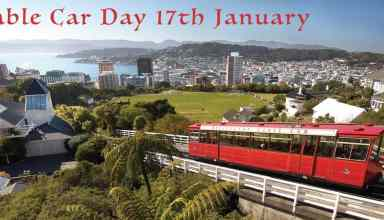 Cable Car Day