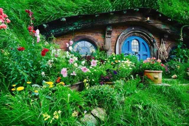 Visit Hobbiton and The Hobbit Movie Sets