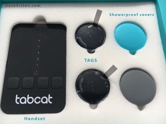 Tabcat Cat Locator Tracker Display box