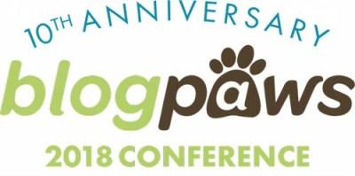 BlogPaws 10th Anniversary Small