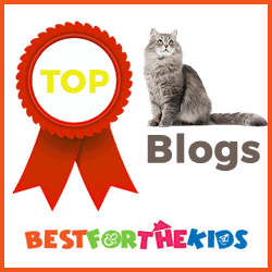 Best for Kids Cat Blog Graphic