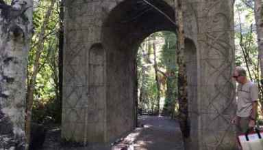 Rivendell Arch from LOTR